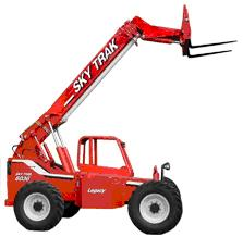 Where to find FORKLIFT, SKY TRAK 6036  INV in Burton