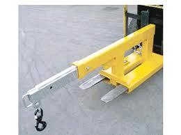 Where to find JIB BOOM, FORKLIFT in Burton