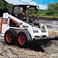 Where to rent LOADER, SKID-STEER 753  INV in Burton MI