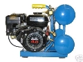 Used Equipment Sales COMPRESSOR, 8 CFM GAS  3 in Flint MI
