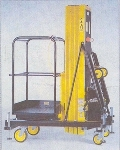Used Equipment Sales LIFT, CAT 23 PERSONELL  2 in Flint MI