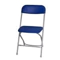 Where to rent CHAIR, KID SIZE BLUE in Burton MI