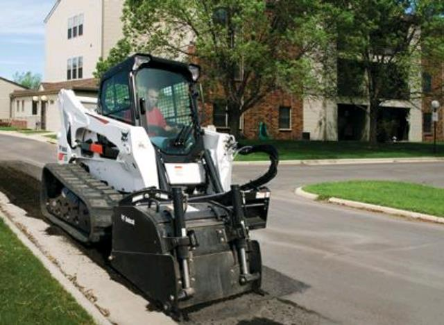Where to find ASPHALT MILL FOR SKIDSTEER in Flint