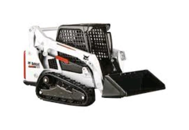 Where to find TRACK LOADER, BOBCAT T590 in Burton