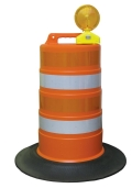 Rental store for TRAFFIC DRUMS SAFETY HIGH DENSITY in Flint MI