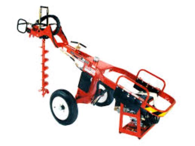 Post Hole Digger Tow Gas Hyd 2 Rentals Burton Mi Where To