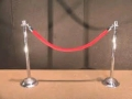 Rental store for RED VELVET ROPES FOR STANCHIONS in Flint MI