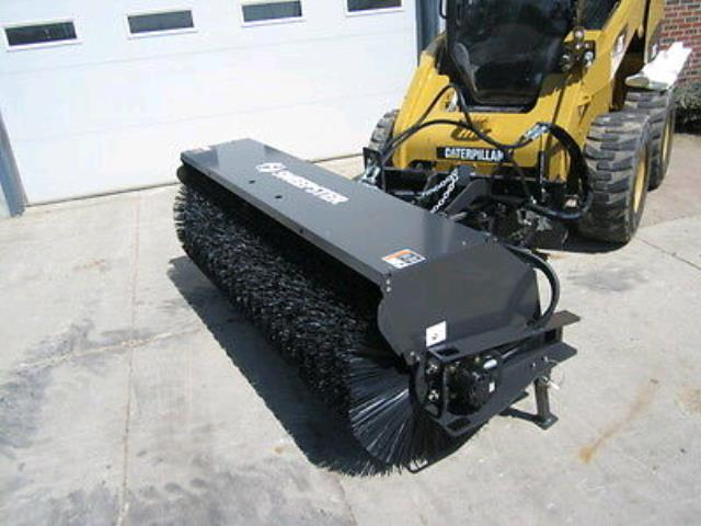 Where to find ANGLE BROOM FOR SKIDSTEER in Burton