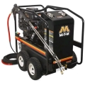 Where to rent 3500 PSI MI-T-M POWER WASHER CW in Burton MI