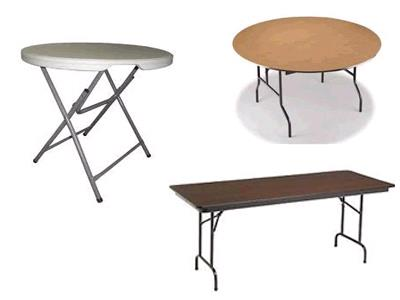 Rent Party Tables
